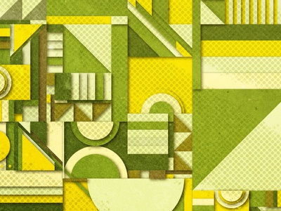 Tapestry 2017 art direction pattern illustration graphic design