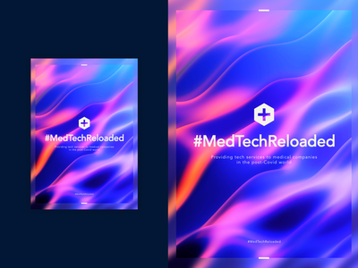 MTR | Teaser futurism serbia minimalistic modern 2020 gradient visual identity visual freelancer nikola obradovic design newsletter marketing branding product design web design abstract design abstract futuristic medical technology
