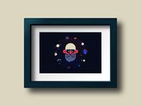 Universe | Framed