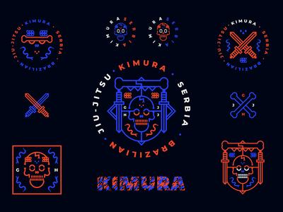KIMURA BJJ | v.set