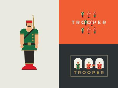 Trooper | Vintage Toys & Models