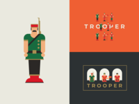 Trooper | Vintage Toys & Models