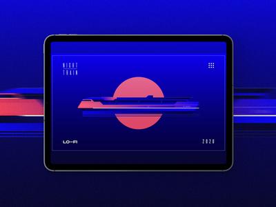 Night Train | LO_FI