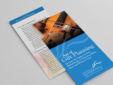 Columbus Symphony Brochure