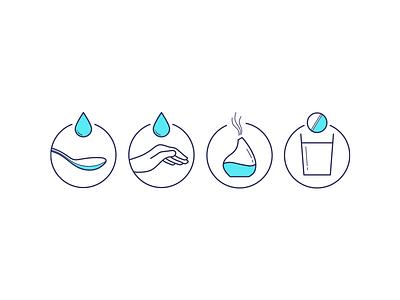 Icon - Aromatherapy aromatherapy beauty illustration icon