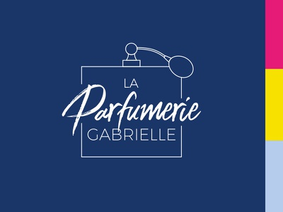 Logo - La Parfurmerie Gabrielle #2 perfume identity design logo