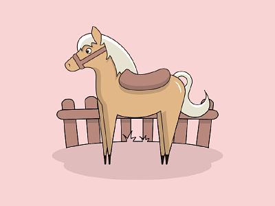 Icon - Horse horse illustration icon