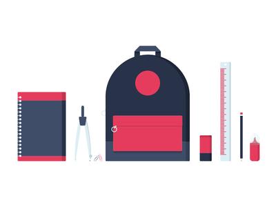 Icon - School