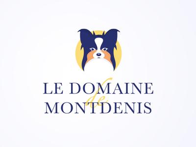 Logo - Le Domaine de Montdenis