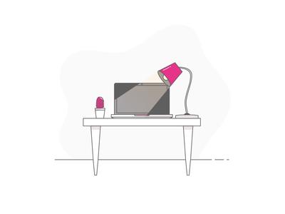 Illustration - Desktop