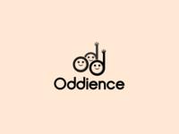"""odd"" logo"