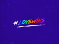 #LoveWins <3