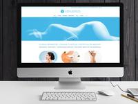 Wordpress web design for Clínica Bonastre