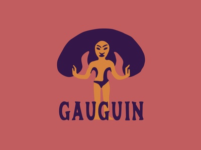 Paul Gauguin - Brandmark Homage