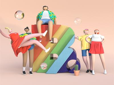 Tel-Aviv Pride 2019