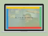 UI Developer Homepage
