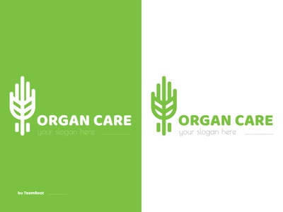 Organ Care Logo Concept