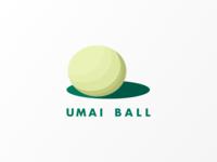 Umaiball Logo Concept