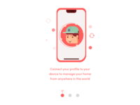Connect your profile to your device