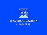 Logo design for a gallery