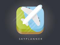Flight Planner App Icon