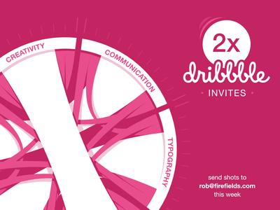 Dribbble invites stats statistics flow diagram report data visualisation chord chart chart chord diagran invite dribbble invitation 2x invitation