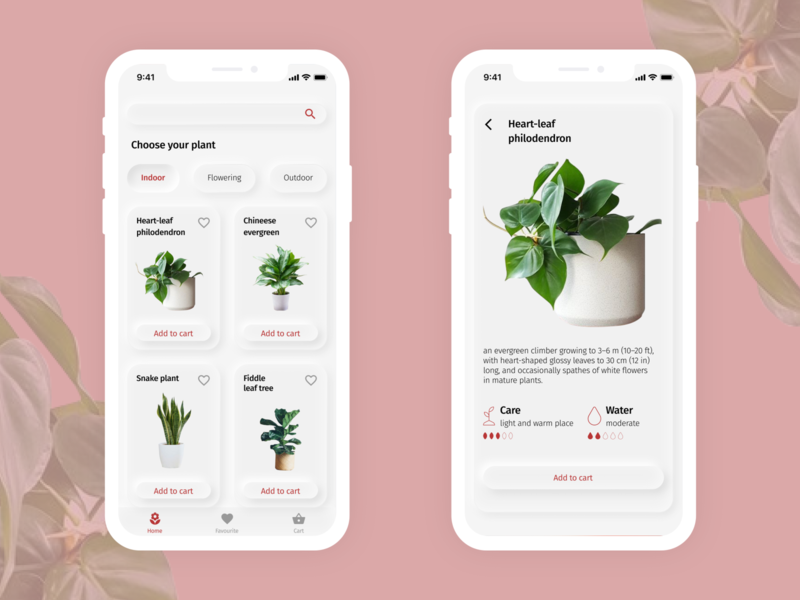 Choose your plant mobile devices mobile uiux mobile ui mobile app design mobile apps ui designer neumorphism neumorphic userinterface mobile app app icon typography mobile design ux ui design