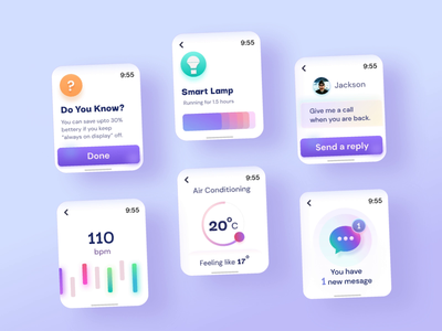 Apple Watch Screen Exploration - Animation bayzid overlaps motion graphics interaction interactive animation motion typography colorful ui ios watch ui watch watch os apple time watchface clock wearable smartwatch