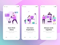 time saver - Onboarding