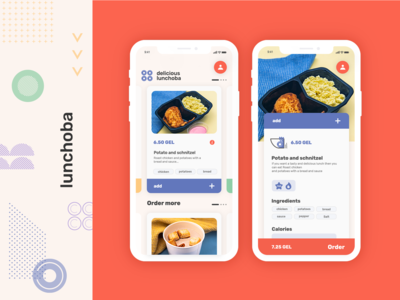 what makes lunch easy? lunchoba - online Cafeteria