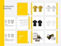 Design manual / Corporate identity