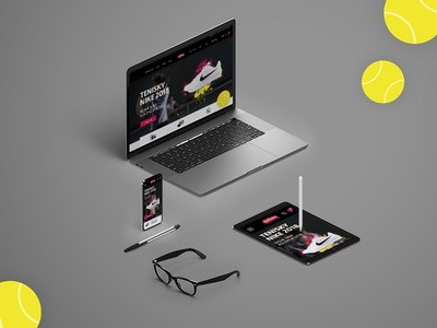 Racket Vision / Tennis shop