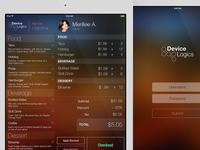DeviceLogics iPad Mockup