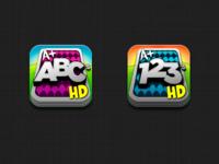 Educational App Icons