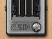 Spring Reverb Pedal