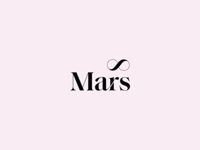 8 Mars - Logo design