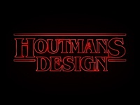 Houtmans Design Stranger Things like