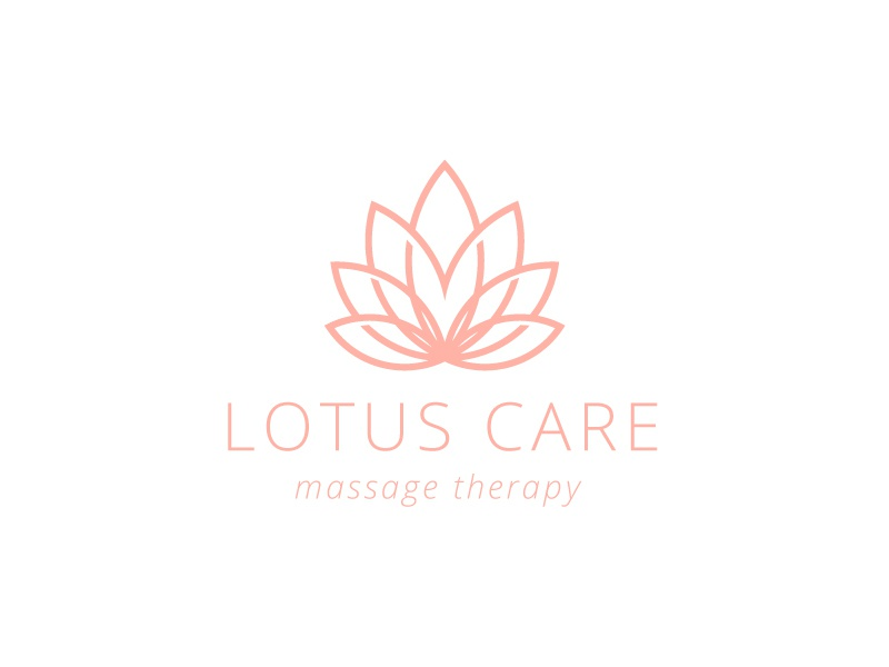 Lotus Care Massage Therapy By Balo On Dribbble