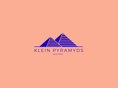 KLEIN PYRAMYDS