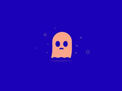 Ghost fun logo ai adobe illustrator ghost