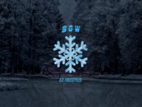 Snowflake Logo Concept ❄️