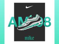 Nike AM-98 👟