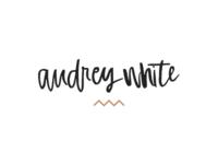 Audrey White Design logo
