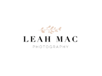 Leah Mac Photography logo
