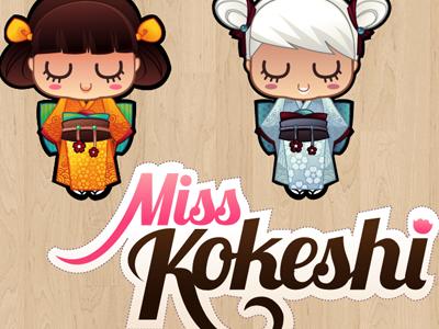 Miss Kokeshi Vol. 1