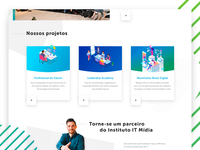 Website - Instituto IT Midia