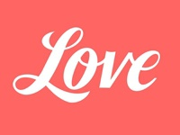 Love Lettering sketch pink cursive script font handlettering bible verse bible scripture fruitofthespirit lettering valentines love