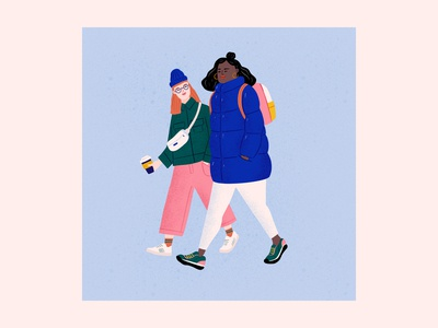 Winter Ladies