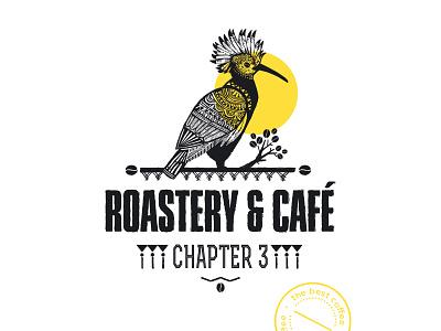 Olena Fedorova Roastery and Cafe Logo coffeetidentity restaurantlogo restaurant coffeelogo branding identity logotype logo