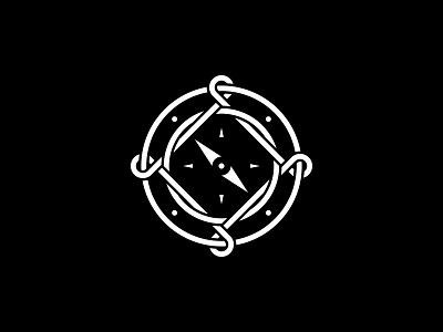 Indulge Mark indulge icon identity branding compass mark logo
